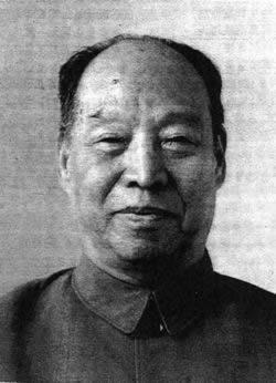 彭真在北京逝世