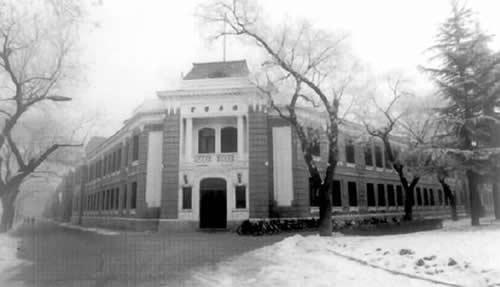 清华大学建校