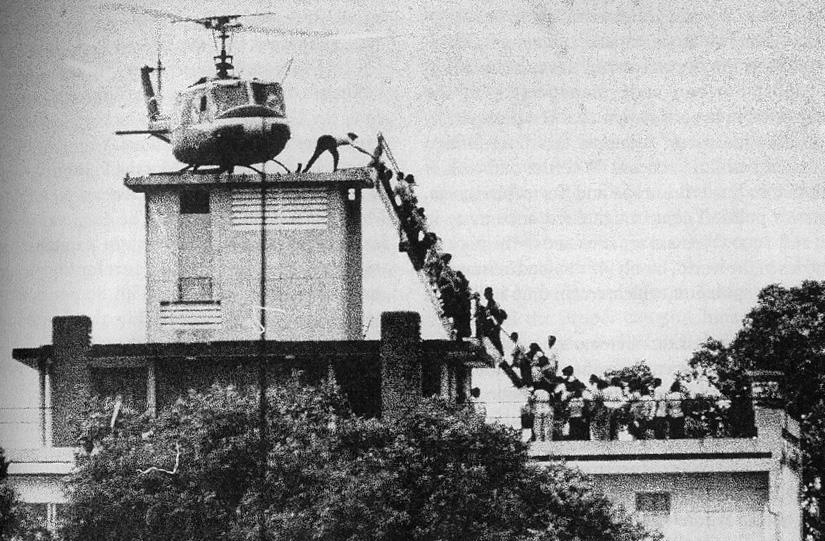 越南战争结束