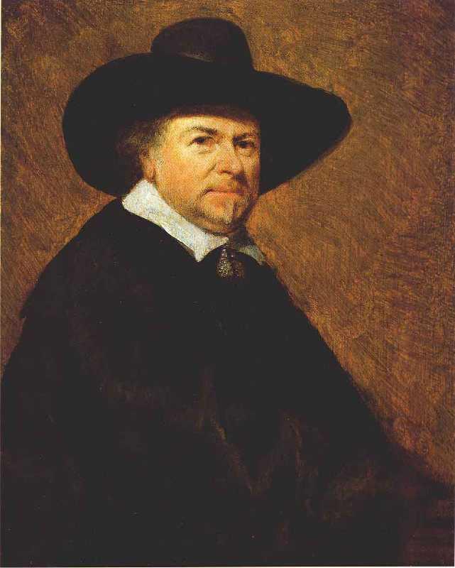 荷兰画家霍延逝世