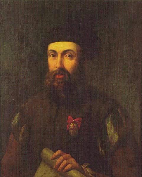 葡萄牙探险家麦哲伦在菲律宾被杀