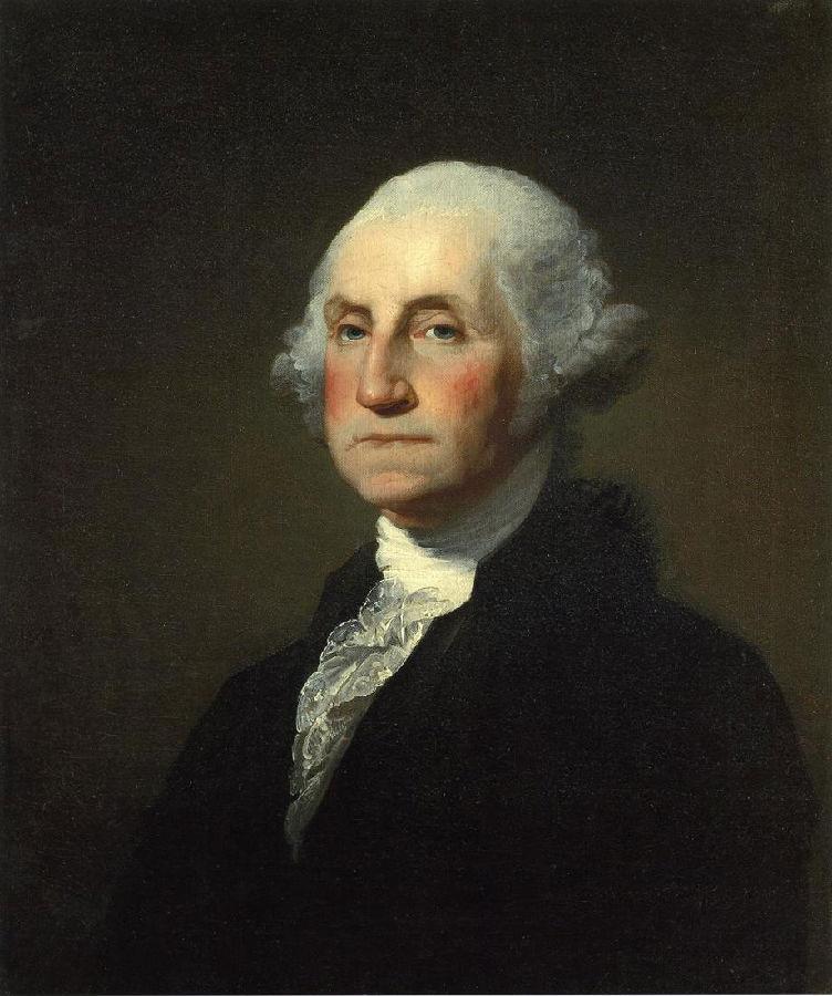 乔治·华盛顿就任美国第一任总统