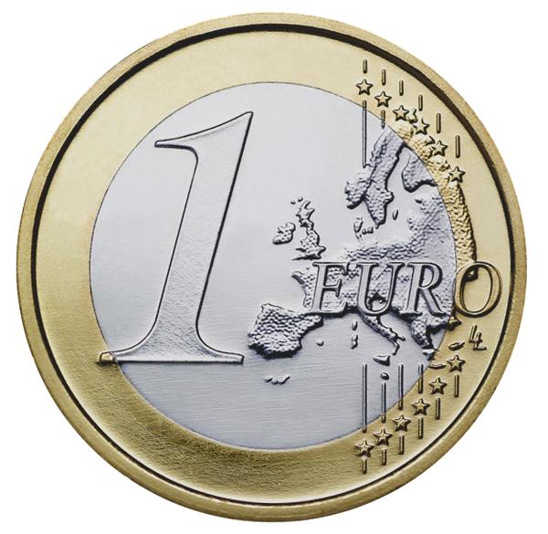 欧元诞生 欧元