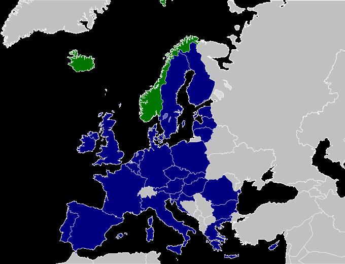 欧洲经济区成立