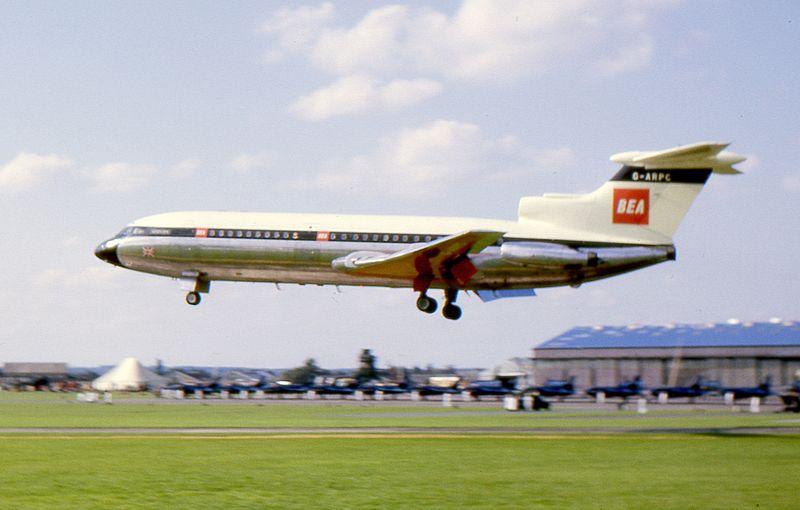 民航客机首次自动着陆