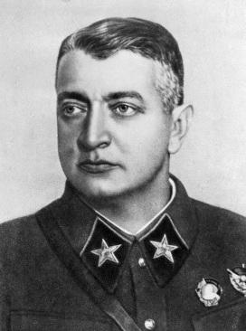 苏联名将图哈切夫斯基被杀害——苏联肃反运动