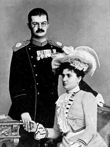 塞尔维亚国王和王后遇刺身亡