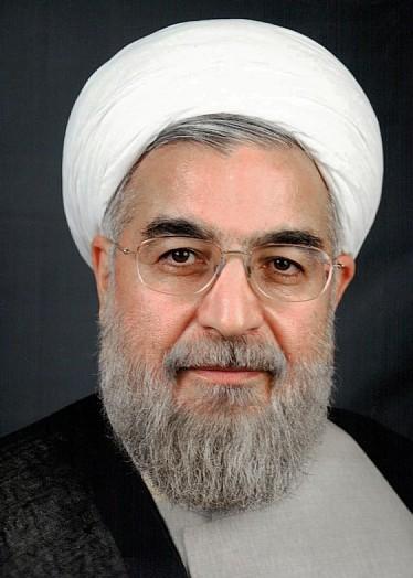 哈桑·鲁哈尼赢成为伊朗新一届总统