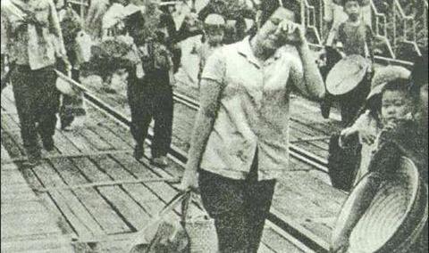 越南排华,中国政府派遣船只接载华侨回国