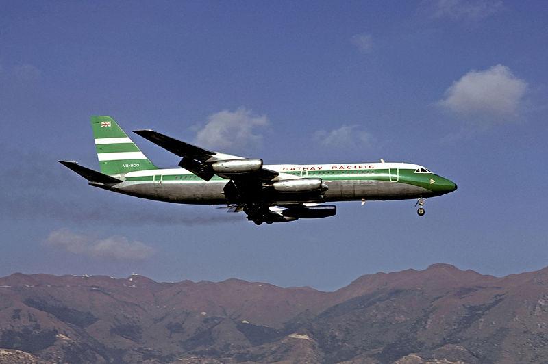 国泰航空700Z号在越南上空爆炸,81人全数罹难