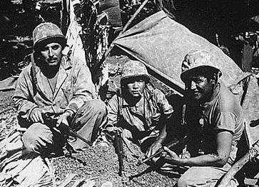 风语者——塞班岛战役