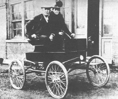 福特成立汽车公司