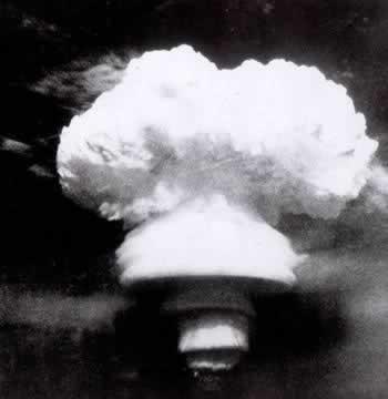 中国第一颗氢弹爆炸成功