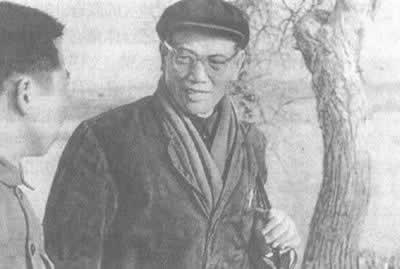 科学家彭加木在罗布泊失踪