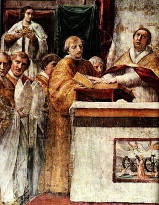 拜占庭帝国伊苏里亚王朝开国皇帝利奥三世逝世