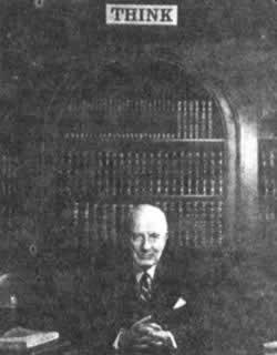 IBM创始人华特生病逝