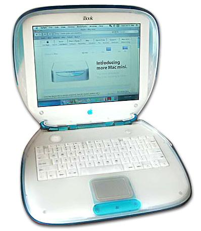 苹果iBook问世