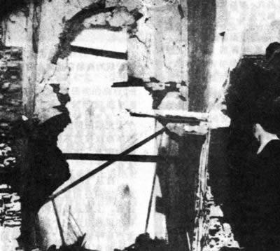 阿尔及尔卡斯巴教堂发生大爆炸