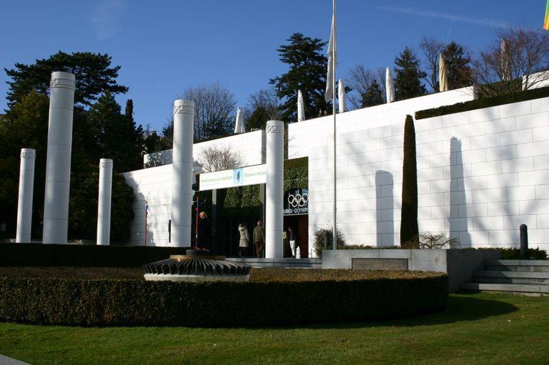 奥林匹克博物馆正式开馆