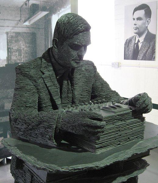 计算机之父图灵逝世