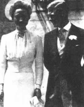 温莎公爵结婚