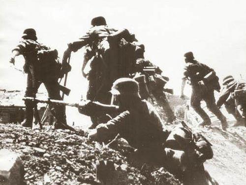 斯大林格勒保卫战
