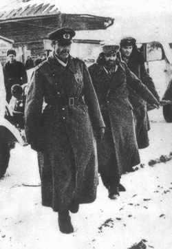 德军在斯大林格勒投降