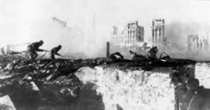 斯大林格勒战役结束