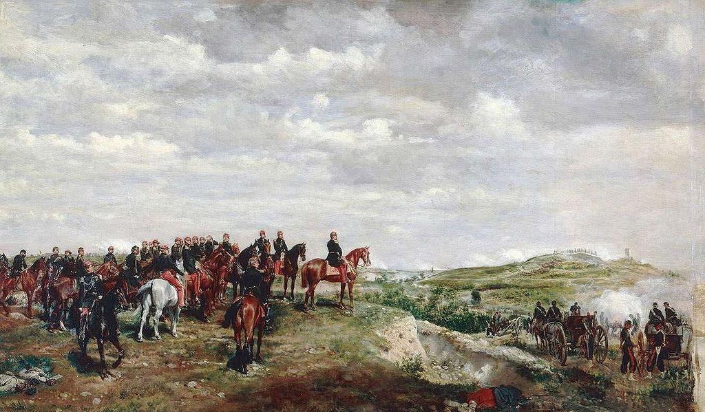 索尔弗利诺战役