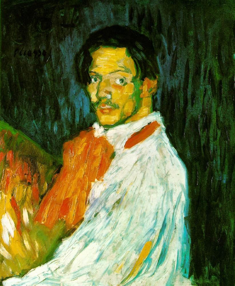 毕加索作品首次在巴黎展出