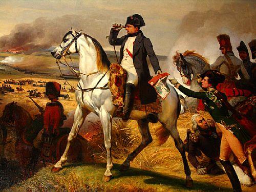 拿破仑进攻俄国惨败