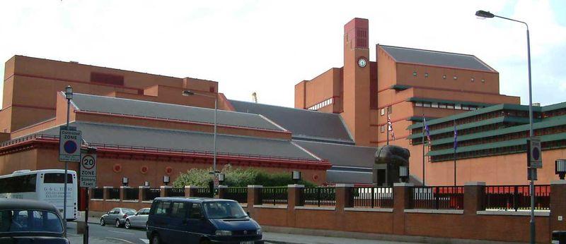 大英图书馆新馆正式开放