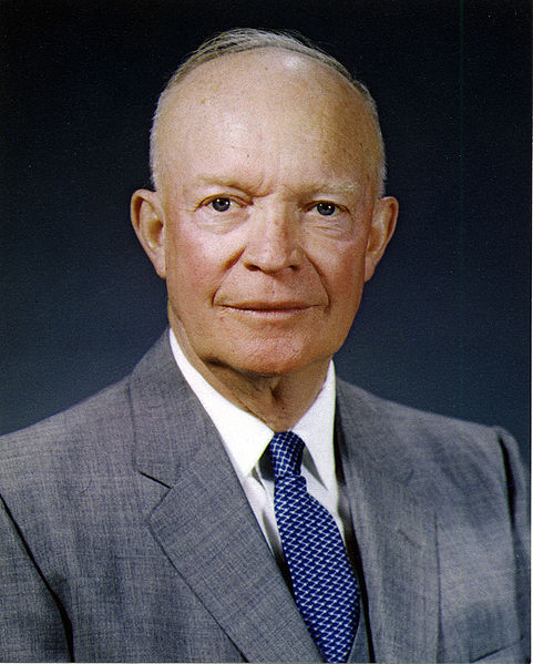 美国的艾森豪威尔将军被任命为盟军总司令