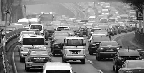 北京市机动车保有量突破300万辆