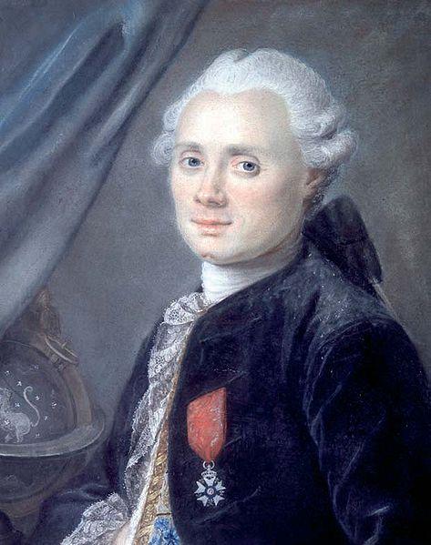 天文学家查尔斯·梅西耶出生
