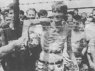 南斯拉夫爆发内战