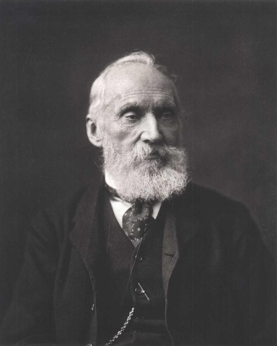 热力学之父 开尔文出生