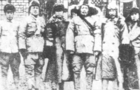 傅作义部与日本伪激战告捷