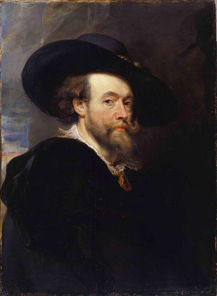 巴洛克画派早期的代表人物鲁本斯出生