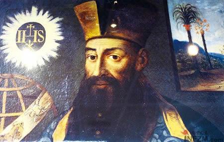 耶稣会传教士白晋逝世