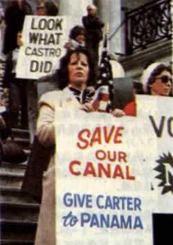 美国参议院批准新的《巴拿马运河条约》