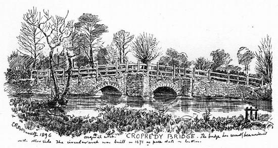 克罗普里迪桥战役爆发