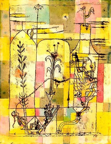 瑞士画家——保罗·克利Paul Klee