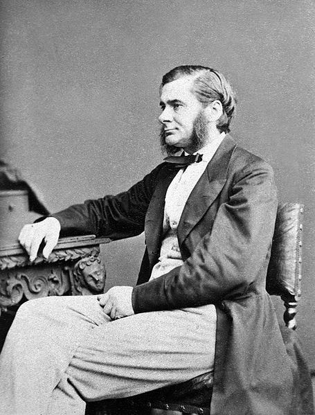英国杰出生物学家、达尔文主义主要支持者赫胥黎逝世