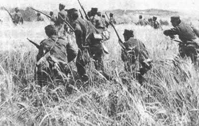 第二次巴尔干战争爆发