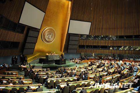 联合国大会通过决议谴责洪都拉斯政变