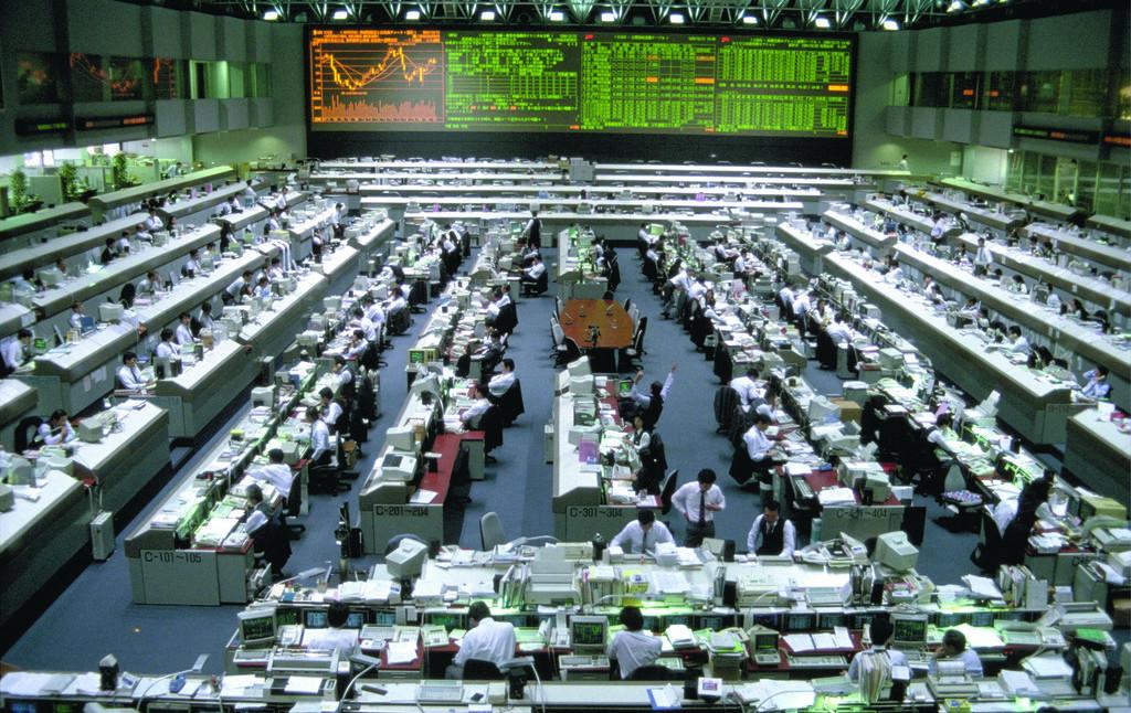 国人创办第一家证券交易所——北京证券交易所开业
