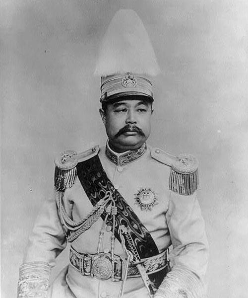 黎元洪继任大总统