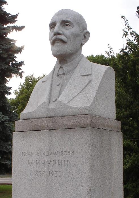 苏联农业科学家米丘林逝世