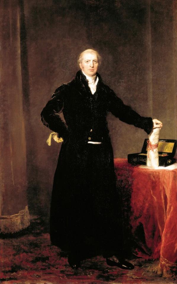 罗伯特·詹金逊,第二代利物浦伯爵出生——最年轻英国首相